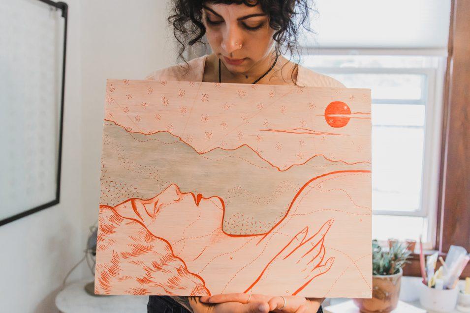 jaclin-painting-woman