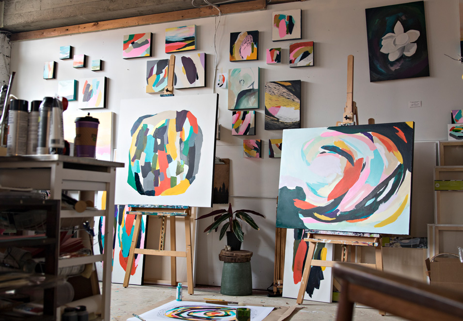 angie-barker-studio-paintings