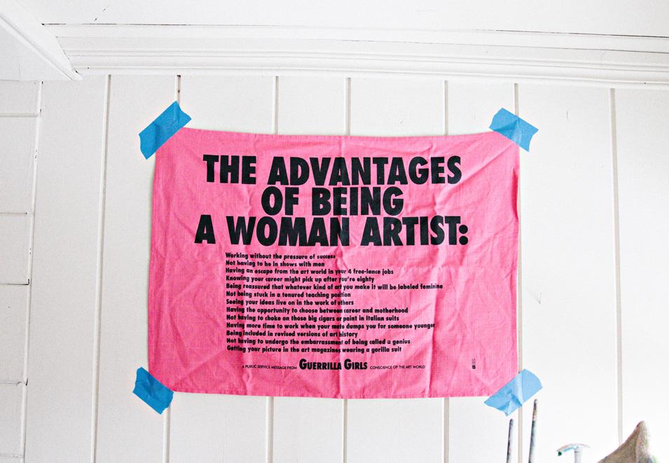 benz-amataya-woman-artist-guerilla-girls