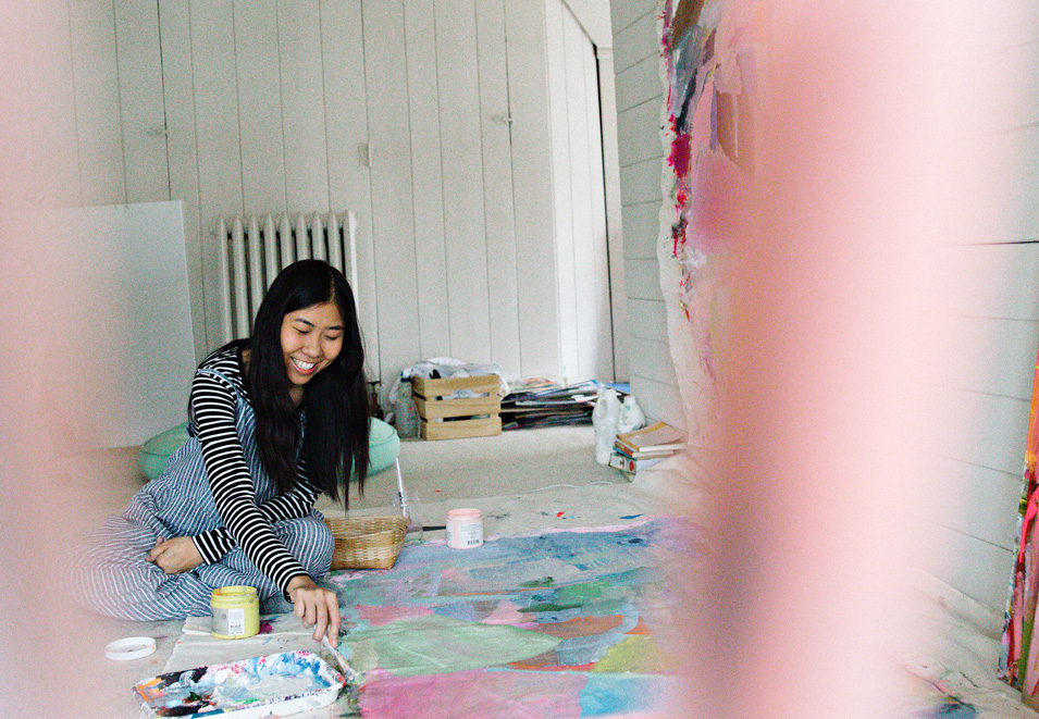 benz-amataya-painting-creating